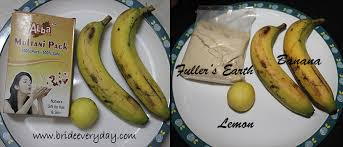 banana for hair straighten hair naturally using banana hair mask hair buzz today