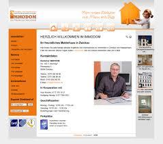 webdesign für immobilienmakler und versicherungsmakler