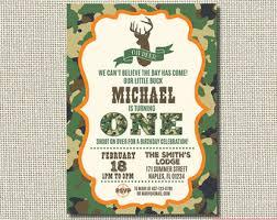 camo invitation camouflage birthday party invitation