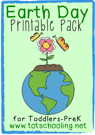free earth day pack for toddlers u0026 prek totschooling toddler