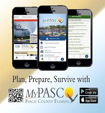 pasco county fl official website emergency management