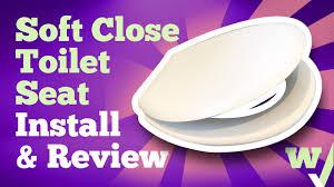 Kohler Quiet Close Toilet Seat Repair Soft Close Toilet Seat Install And Review Mondella Toilet Seat