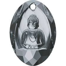 crystal ball rings images Swarovski buddha pendants 6871 swarovski pendants rings things jpg