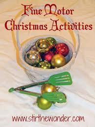 motor activities stir the