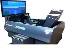 Flight Sim Desk F 16 Viper Sim