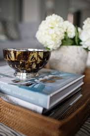 coffee table styling noteworthy