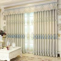 French Door Valances Modern Embroidered Curtains Price Comparison Buy Cheapest Modern