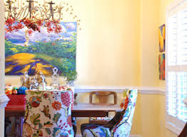 colorful dining room ideas color combination fancy dining