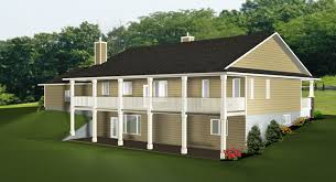 ranch house plans with walkout basement email info edesignsplans print house plans 1114