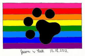 Lgbt Flag Meaning Furry Pride Flag By Furballsuit Fur Affinity Dot Net