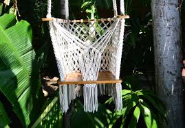 handmade indoor hammocks swing chairs and baby furniture