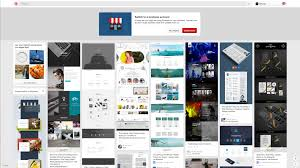 10 design inspiration websites gridgum