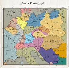 Map Of Central Europe by Alternate History Weekly Update Map Monday Central Europe 1918