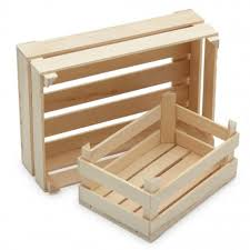 cassette natalizie cassetta di legno piccola per cesti natalizi