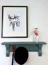abstract charcoal drawing illustration original hand art people
