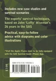 sas survival guide 2e collins gem for any climate for any