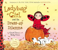 Origins Of Halloween For Kids by Amazon Com Ladybug And The Dress Up Dilemma 9780803735842