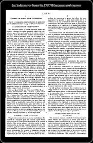 how to read a biotech patent