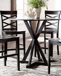 Kitchen  Dining Room Furniture Ashley Furniture HomeStore - Ashley furniture dining table black