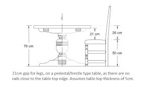 standard dining room table height zerkalochka com wp content uploads 2018 01 height