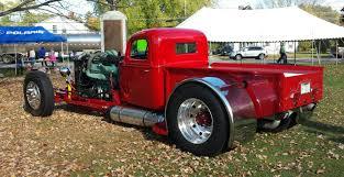 Classic Ford Diesel Truck - jay oullette u0027s mean diesel u002746 ford pickup hotrod hotline