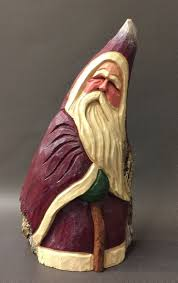 1175 best santas images on pinterest hand carved christmas wood