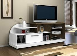 Cool Tv Cabinet Ideas Tv Stands 10 Incredible Design Tv Stand With Side Shelves Ideas