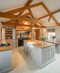brick countertops kitchen farmhouse with traditional kitchen
