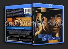 devil in a blue dress blu ray cover dvd covers u0026 labels by