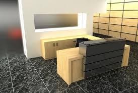 Ofs Element Reception Desk Reception Desk High End Design Architecture Reception Desk