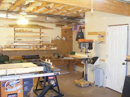 basement shop finewoodworking