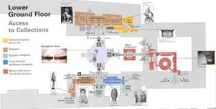 the louvre museum facts history location and map