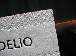 fidelio photo letterpress cards dolce press