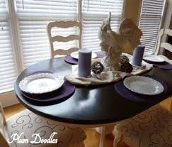 Refinishing Dining Room Table Best 25 Table Top Redo Ideas Only On Pinterest Refurbished