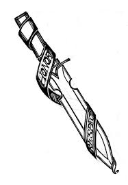 honor respect dagger tattoo sample photos pictures and sketches