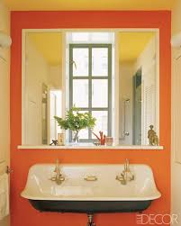orange bathroom ideas best bathroom colors ideas for bathroom color schemes decor