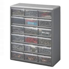 Hardware Storage Cabinet 18 Drawer Storage Cabinet