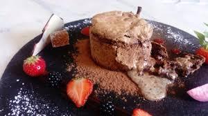 moelleux chocolat noir et blanc Picture of Le Moulin Blanc