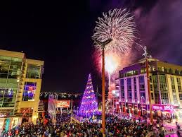 national christmas tree lighting 2016 christmas events at national harbor the fairfax hotel at embassy