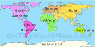 continent map continent map continent map continent map