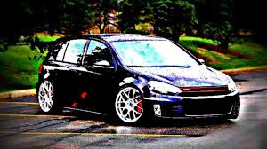 tuned cars black side view german auto tuned car wallpaper allwallpaper in