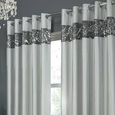 Black Sequin Shower Curtain Silver Glitter Curtains U2013 Teawing Co