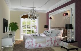 purple walls bedroom neo classical style download 3d house