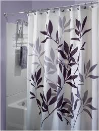 bathroom distinctive grey bathroom shower curtain with colorful