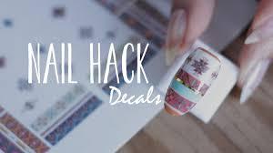 diy diy nail stickers home design popular fresh at diy nail