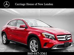 mercedes benz jeep red pre owned mercedes benz dealer new london ct serving norwich