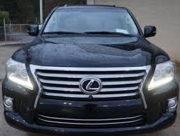 lexus ls suv used lexus lx 570 2013 4wd only 49 711 km auto albalad biz