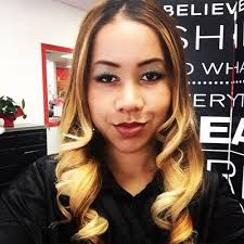 styling two year hair dominican hair salon