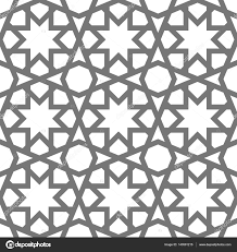 islamic vector geometric ornaments based on traditional arabic