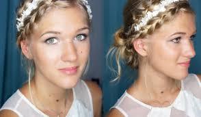 coiffure mariage boheme tutoriel coiffure de mariée bohème chic